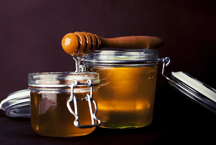 organic honey remedy for mange
